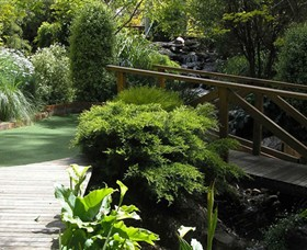 Grampians Adventure Golf MOCO Gallery  Cafe - Accommodation Noosa