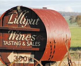 Lilliput Wines - Accommodation Noosa