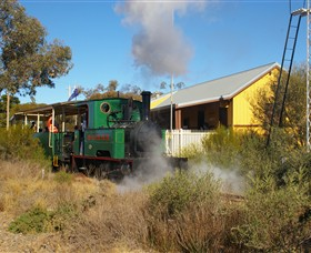 Red Cliffs Historical Steam Railway - Accommodation Noosa