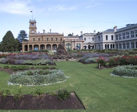 Werribee Mansion - Accommodation Noosa