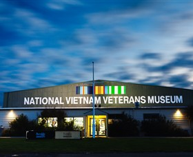 National Vietnam Veterans Museum - Accommodation Noosa