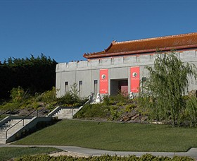 Gum San Chinese Heritage Centre - Accommodation Noosa