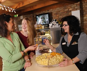 Cheese World and Museum - Accommodation Noosa