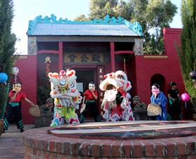 Bendigo Joss House Temple - Accommodation Noosa