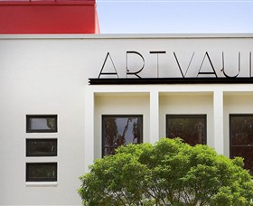 The Art Vault - Accommodation Noosa