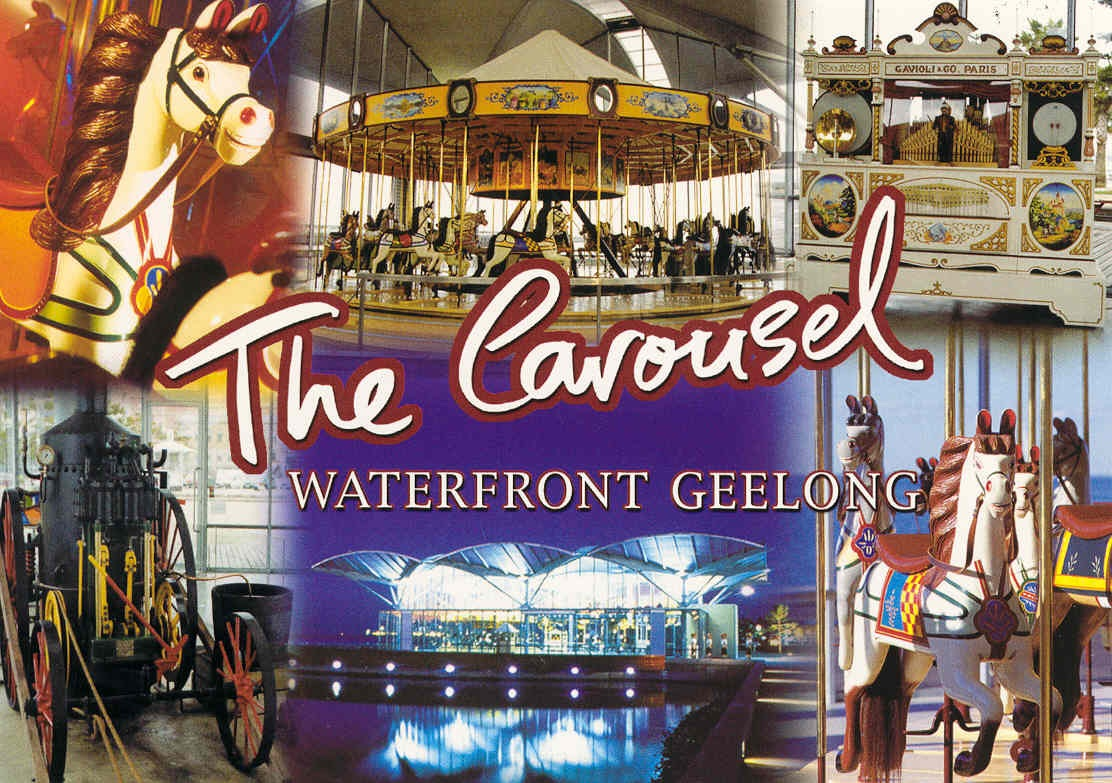 The Carousel - Accommodation Noosa