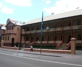 Parliament House - Accommodation Noosa