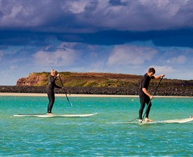 JPD Surf - Stand Up Paddle - Accommodation Noosa