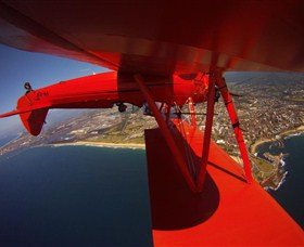 Southern Biplane Adventures - Accommodation Noosa
