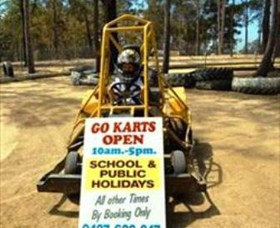 GTS Dirt Karts - Accommodation Noosa