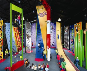 Clip 'N Climb Melbourne - Accommodation Noosa