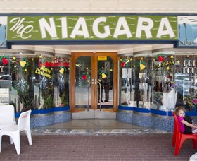 Niagra Cafe - Accommodation Noosa