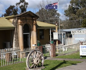 Gundagai Historic Museum - Accommodation Noosa