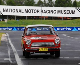 National Motor Racing Museum - Accommodation Noosa
