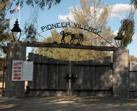 Inverell Pioneer Village - Accommodation Noosa