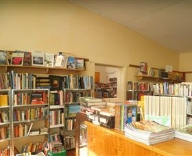 Corryong Browsers Bookshop - Accommodation Noosa