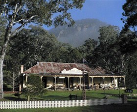 Newnes Kiosk - Accommodation Noosa