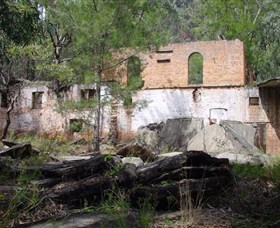 Newnes Shale Oil Ruins - Accommodation Noosa