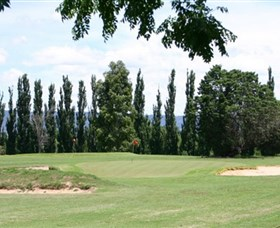 Aberdeen Golf Club - Accommodation Noosa