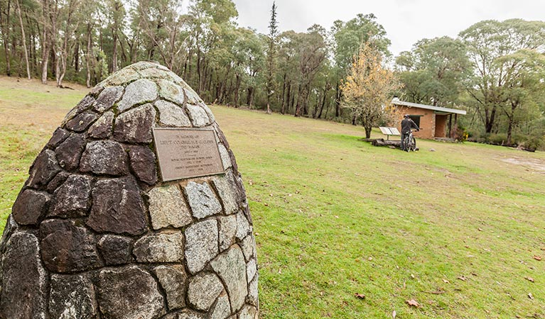 Major Clews Hut walking track - Accommodation Noosa