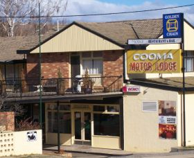 Cooma Motor Lodge Coach Tours - Accommodation Noosa