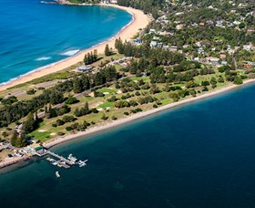 Palm Beach Golf Course - Accommodation Noosa