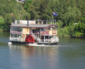 Hawkesbury Paddlewheeler - Accommodation Noosa