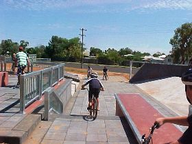 Charleville - Skate Park - Accommodation Noosa