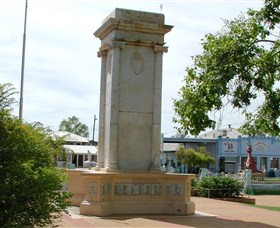 Charleville War Memorial - Accommodation Noosa