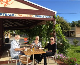 Artback Australia Gallery and Cafe - Accommodation Noosa