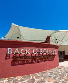 Back O Bourke Exhibition Centre - Accommodation Noosa