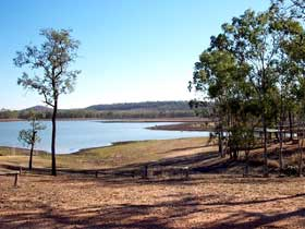 Theresa Creek Dam - Accommodation Noosa