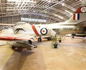 Australian Aviation Heritage Centre - Accommodation Noosa