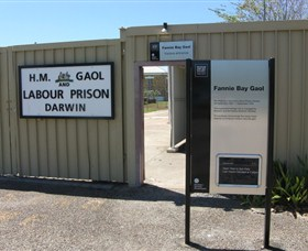 Fannie Bay Gaol - Accommodation Noosa