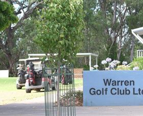 Warren Golf Club - Accommodation Noosa