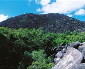 Black Mountain Kalkajaka National Park - Accommodation Noosa