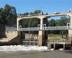 Yanco Weir - Accommodation Noosa