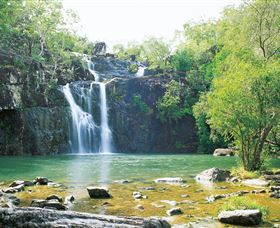 Cedar Creek Falls - Accommodation Noosa