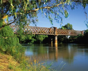 Narrandera Rail Bridge - Accommodation Noosa