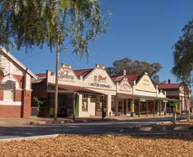 Ariah Park 1920s Heritage Village - Accommodation Noosa