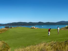 Hamilton Island Golf Club - Accommodation Noosa