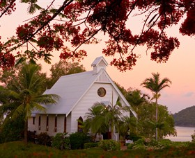 All Saints Chapel - Hamilton Island - Accommodation Noosa