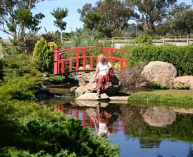 Wellington Osawano Japanese Gardens - Accommodation Noosa