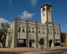 Gunnedah Cultural Precinct - Accommodation Noosa