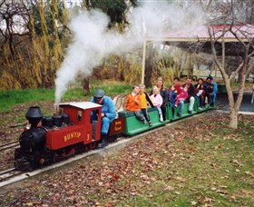 Holbrook Miniature Railway - Accommodation Noosa