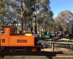 Mudgee Miniature Railway - Accommodation Noosa