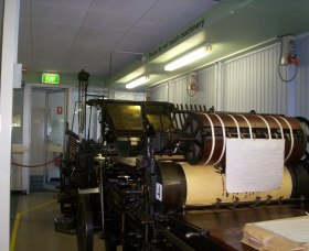 Queanbeyan Printing Museum - Accommodation Noosa
