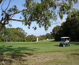 Leongatha Golf Club - Accommodation Noosa