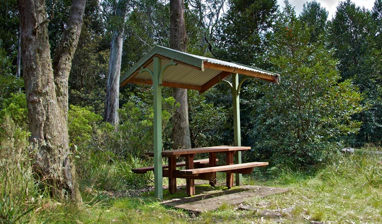 Devils Hole lookout walk and picnic area