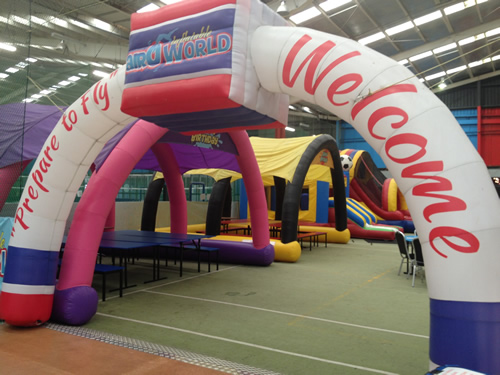 Airodrome Trampoline Park - Accommodation Noosa